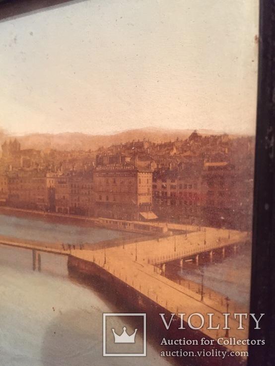 Городской пейзаж, репродукция, фото №6