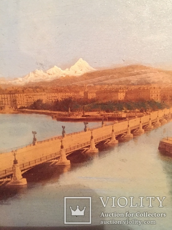 Городской пейзаж, репродукция, фото №10