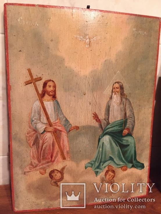 Две иконы, фото №9