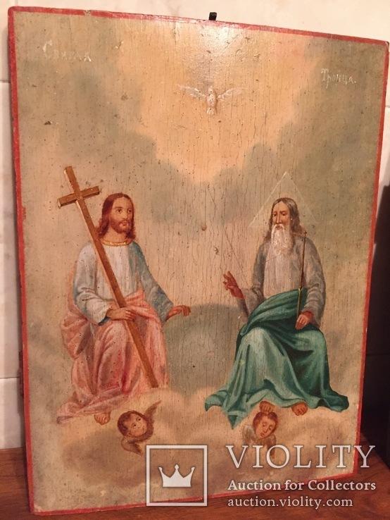 Две иконы, фото №10