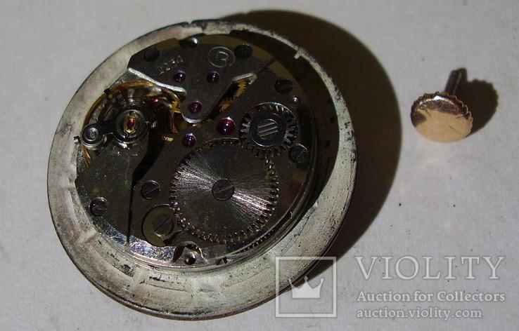 Механизм 2234 с золотой з.г., фото №4