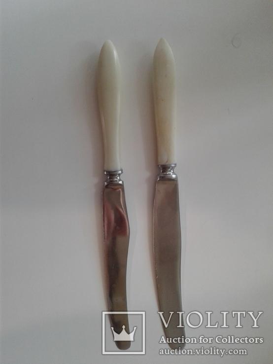 Ножи 2 шт. - 1968 г., фото №2