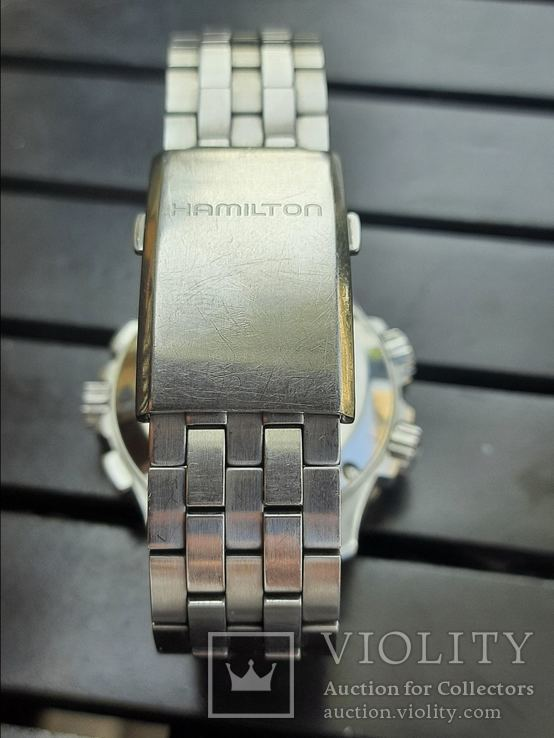 Hamilton Khaki Navy Regatta Automatic, фото №6