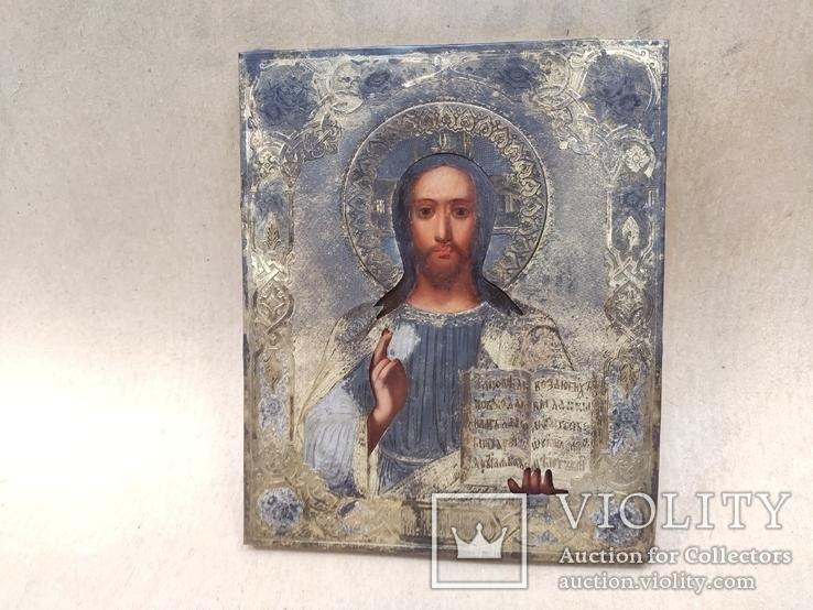 Икона Господь Вседержитель., фото №3