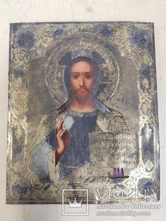 Икона Господь Вседержитель., фото №13