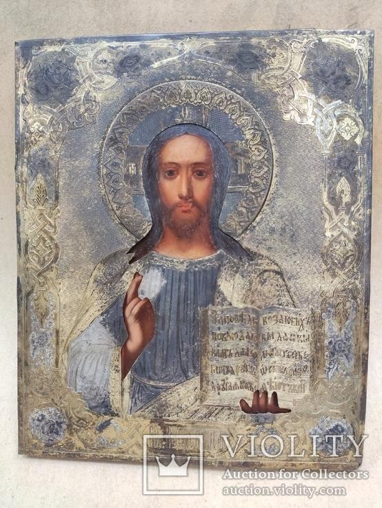 Икона Господь Вседержитель., фото №2