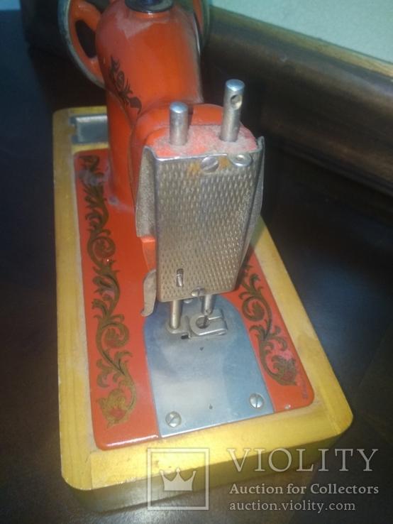 Швейная машинка детская СССР, фото №5