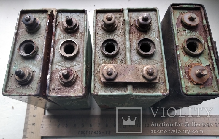 Щелочные никель-кадмиевые аккумуляторы, фото №3