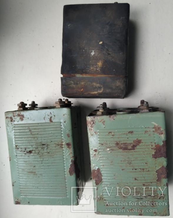 Щелочные никель-кадмиевые аккумуляторы, фото №7