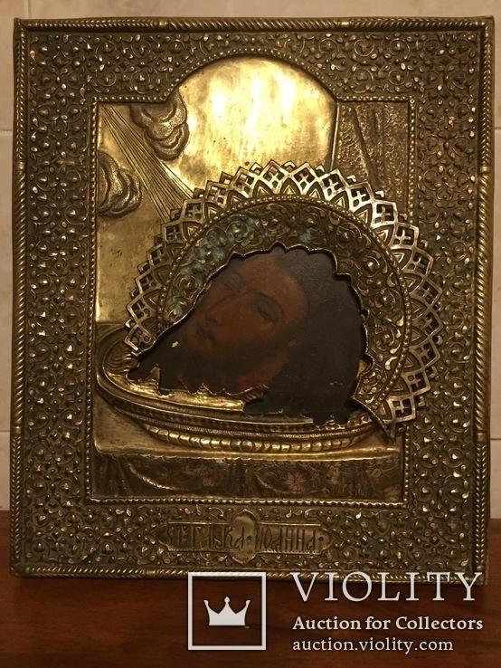 Икона Усекновение Главы Иоанна Предтечи, фото №2