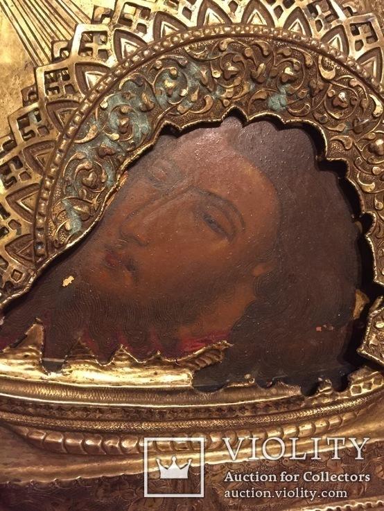 Икона Усекновение Главы Иоанна Предтечи, фото №3