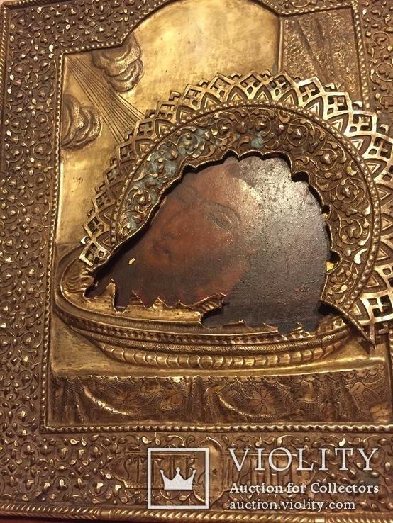 Икона Усекновение Главы Иоанна Предтечи, фото №5