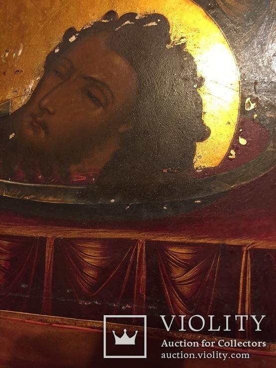 Икона Усекновение Главы Иоанна Предтечи, фото №11