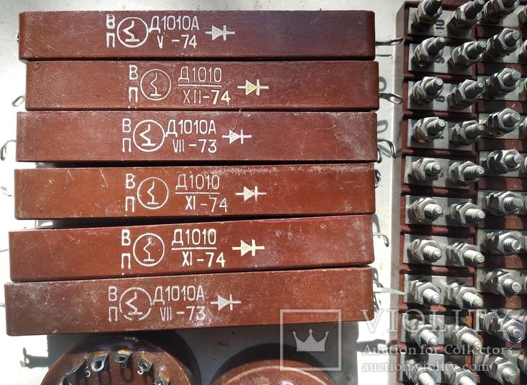 Диоды и переходные колодки, фото №3