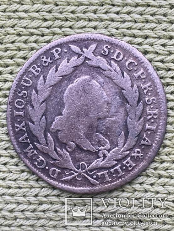 10 крейцеров 1776 г. Германия, фото №2