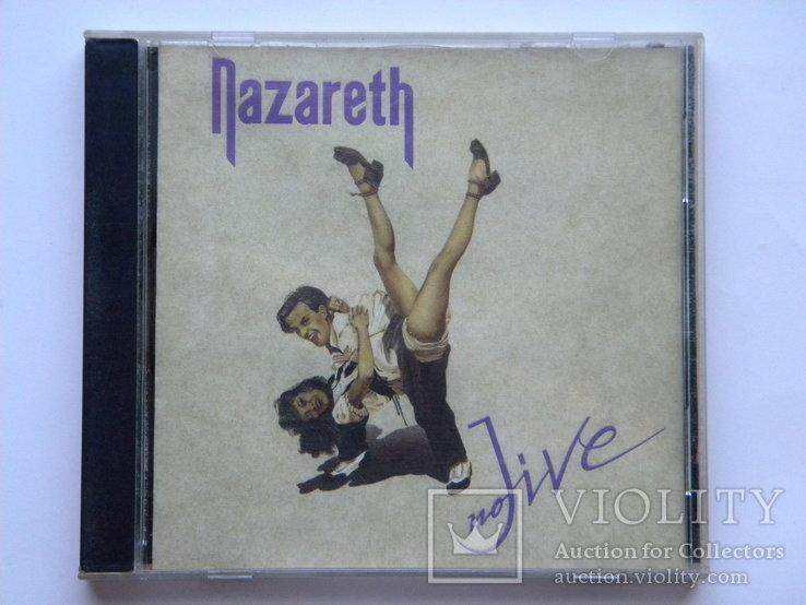 CD. Nazareth - noJive., фото №2