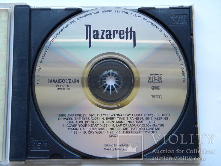 CD. Nazareth - noJive., фото №5