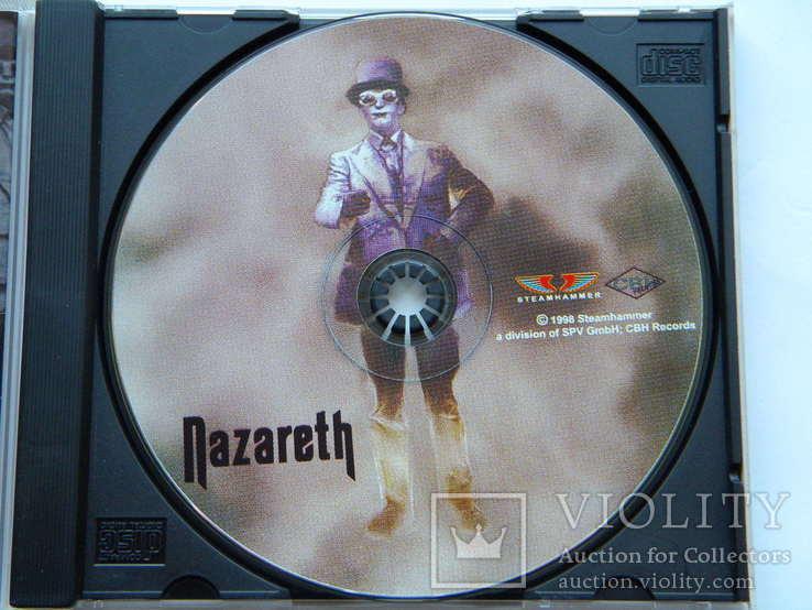 CD. Nazareth - Boogaloo., фото №5