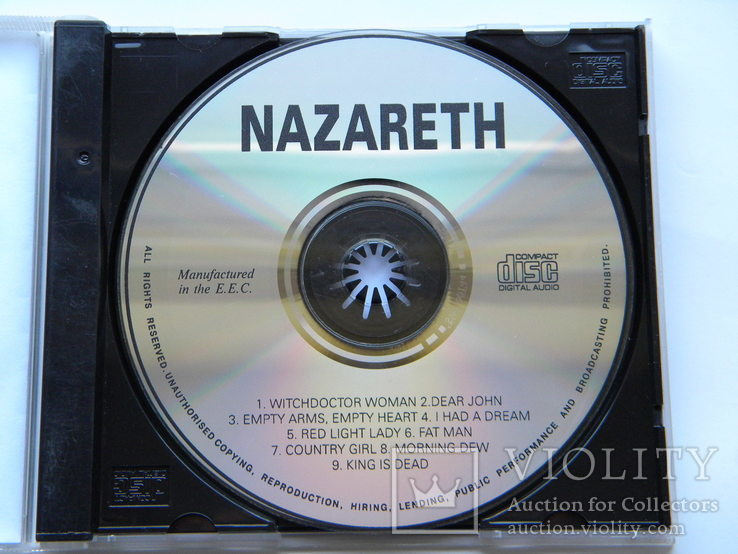 CD. Nazareth., фото №5