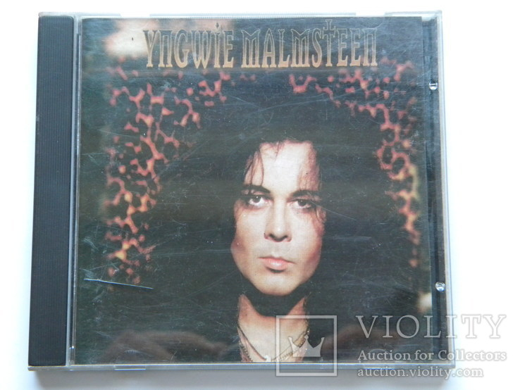 CD. YNGWIE MALSTEEN., фото №2