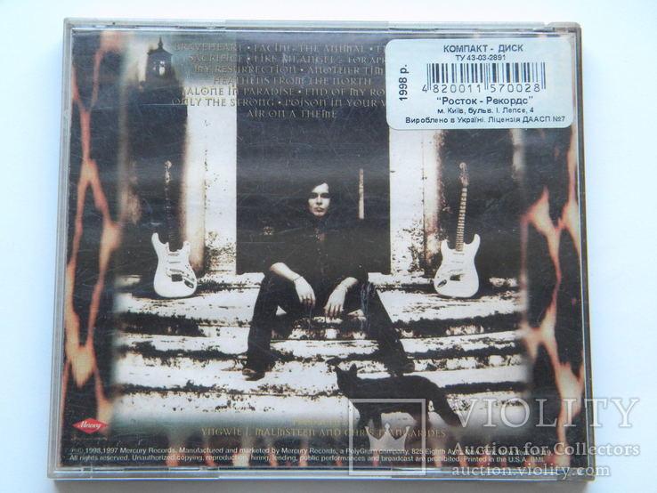 CD. YNGWIE MALSTEEN., фото №3