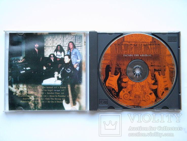 CD. YNGWIE MALSTEEN., фото №4
