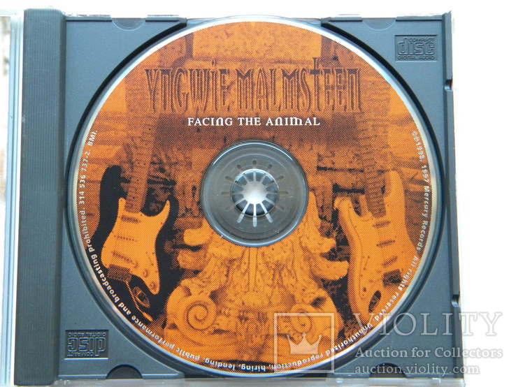 CD. YNGWIE MALSTEEN., фото №5
