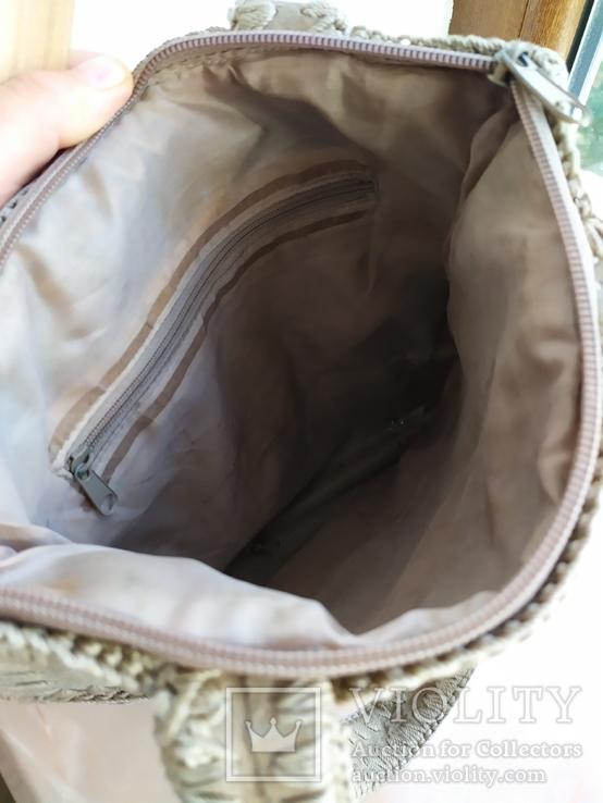 Кожаная сумка., фото №5