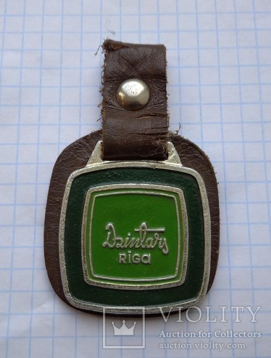 Брелок СССР Dzintars, фото №2