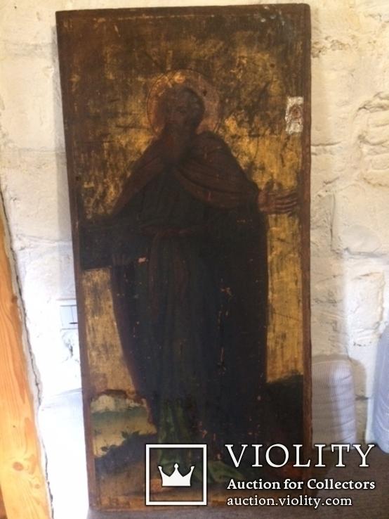 Церковна ікона Св.Матей, кінець ХVIII початок XIX ст., фото №2