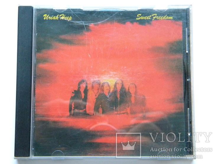 CD. Uriah Heep - Sweet Freedom., фото №2