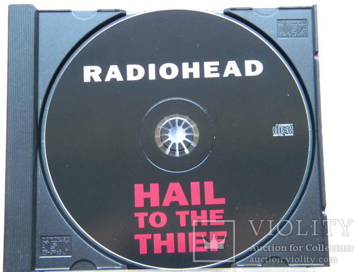 CD. RADIOHEAD - Hail To The Thief., фото №4