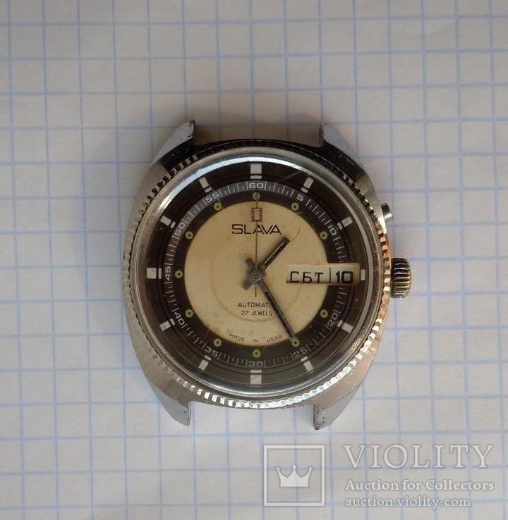 Часы Слава автоподзавод, фото №10
