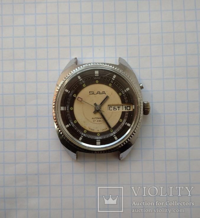 Часы Слава автоподзавод, фото №11