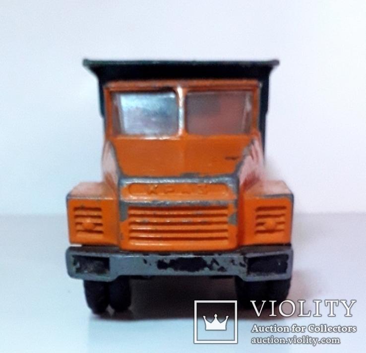 Модель машины КрАЗ самосвал СССР, фото №5