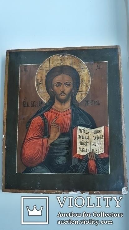 Ікона Господь Вседержитель, фото №3