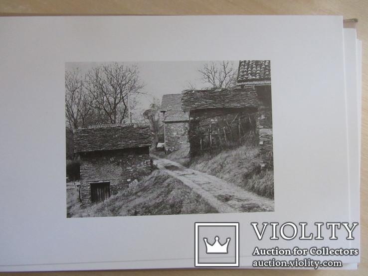 Набор фоторепродукции художника-фотографа Francis Helgorsky, Франция, фото №11