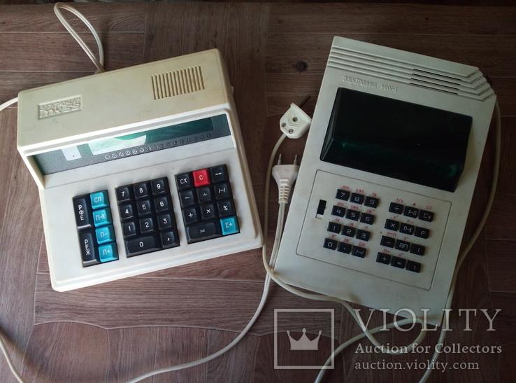 Калькуляторы производство ссср., фото №2