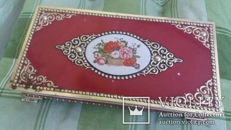 Коробка из под конфет., фото №2