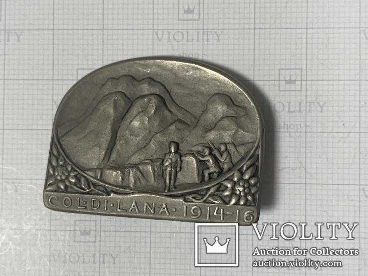 Kuk Капен Col di Lana 1914/16