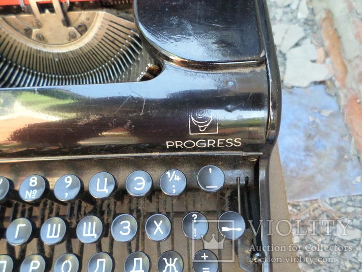 Печатная машинка олимпия прогрес, фото №7