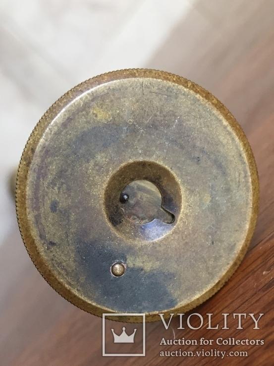 Большая старинная зрительная труба, фото №4