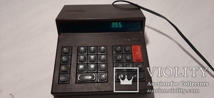 Калькулятор СССР МК - 42, фото №2