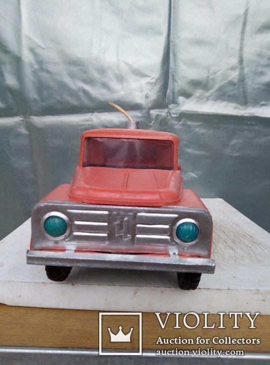 Машина жестяная, пожарная, СССР, фото №8
