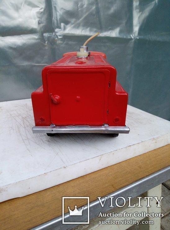 Машина жестяная, пожарная, СССР, фото №11