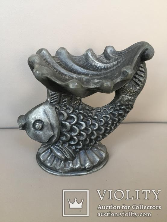 Рыба. Металл., фото №2