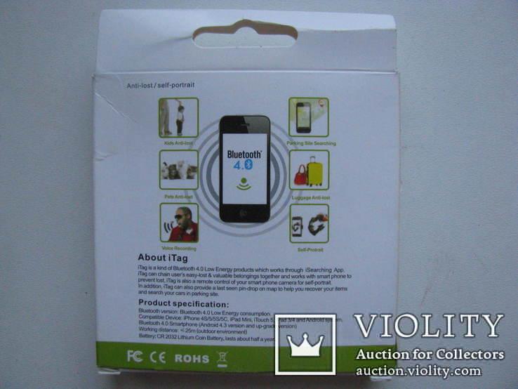 Умный брелок с Bluetooth itag., фото №3