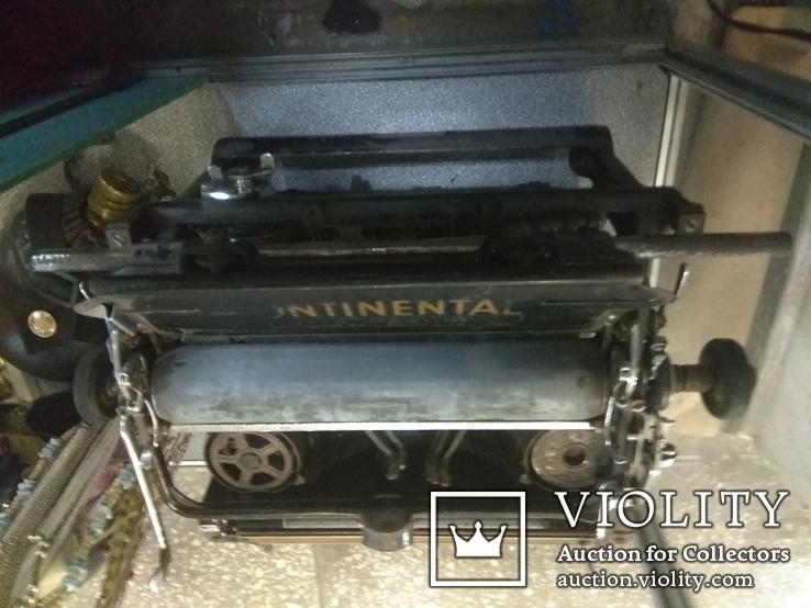 Машинка печатная Континенталь, фото №4