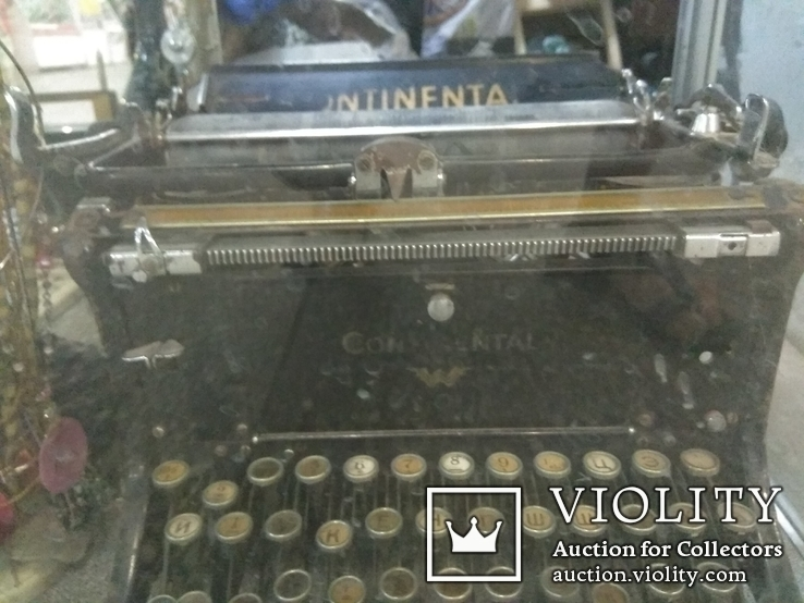 Машинка печатная Континенталь, фото №5