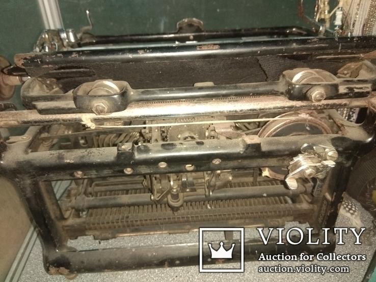 Машинка печатная Континенталь, фото №6